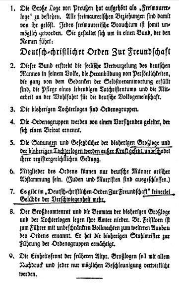 Gründungsgeschichte Konrad Ekhof Freimaurerloge