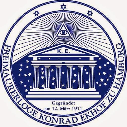 Bijou der Freimaurerloge Konrad Ekhof